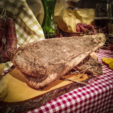 Guanciale amatriciano - 1,2 kg